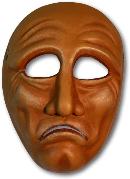 Go back gt gallery for gt theatre faces mask