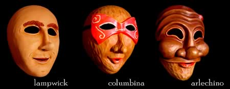 Pinnochio Masks