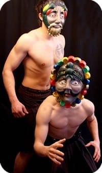Ethnic & Cultural Masks