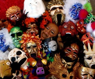 Custom and Predesigned Theater Masks