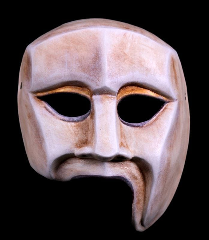 Creon Greek Theatre Mask