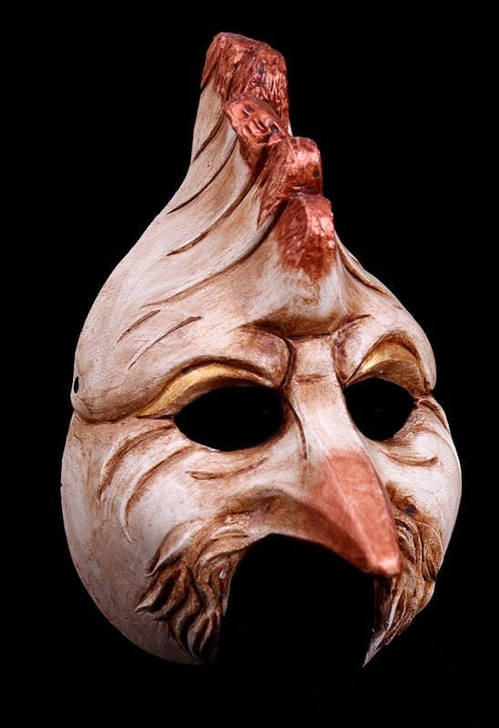 Tereus Mask for Greek Theater