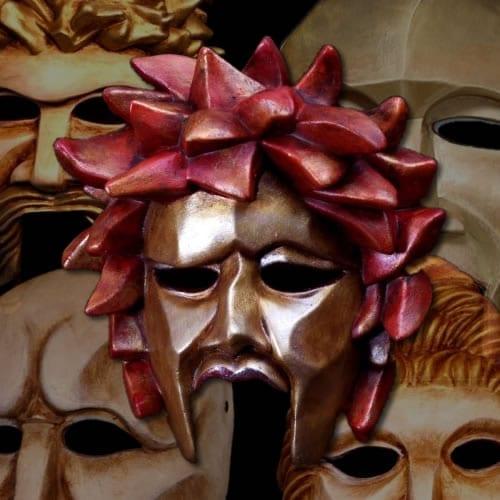 Medea Masks