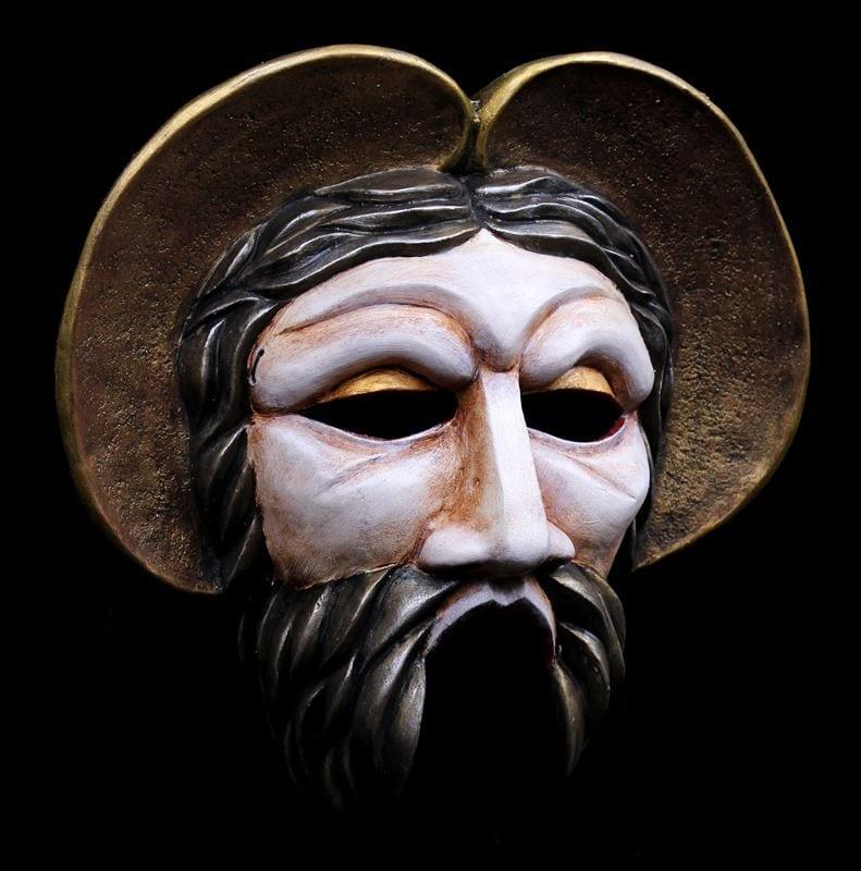 Amphytrion Jupiter Half Mask