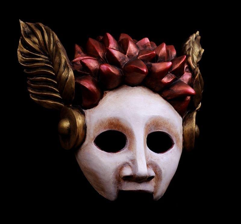 Amphytrion Mercury Half Mask