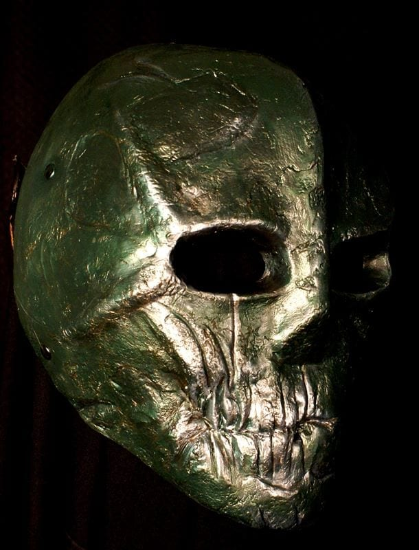 Army of Two Mask, Right Side View