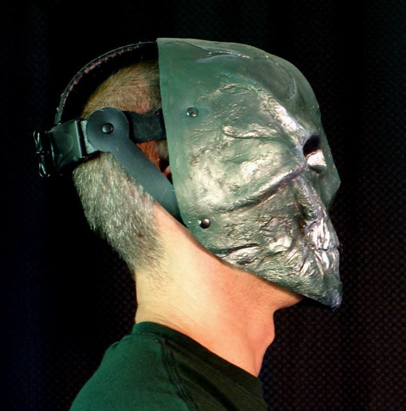 Modeled Right Profile, Army of Two Mask