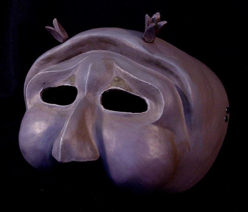 Centipede Half Mask