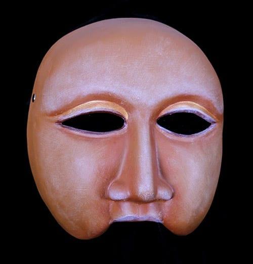 Character Half Mask, Aine