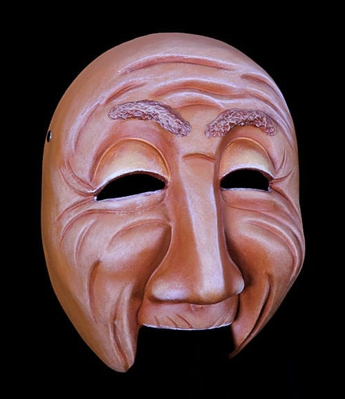 Character Half Mask, Arie
