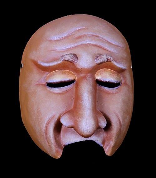 Character Half Mask, Dagny