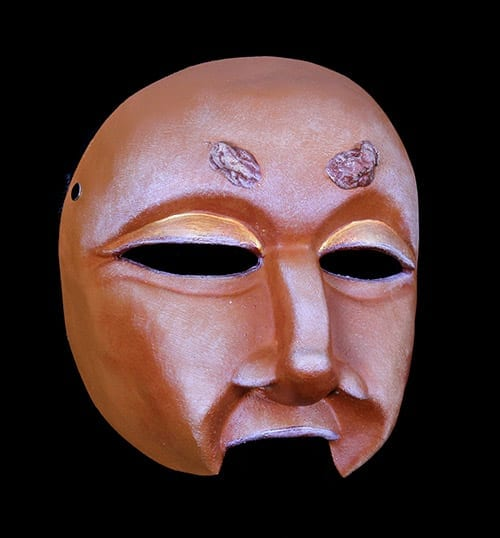 Character Half Mask, Dei