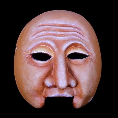 Character Half Mask, Gert