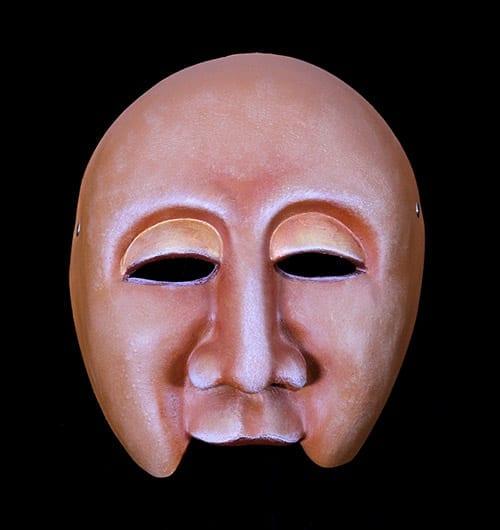 Character Half Mask, Haw