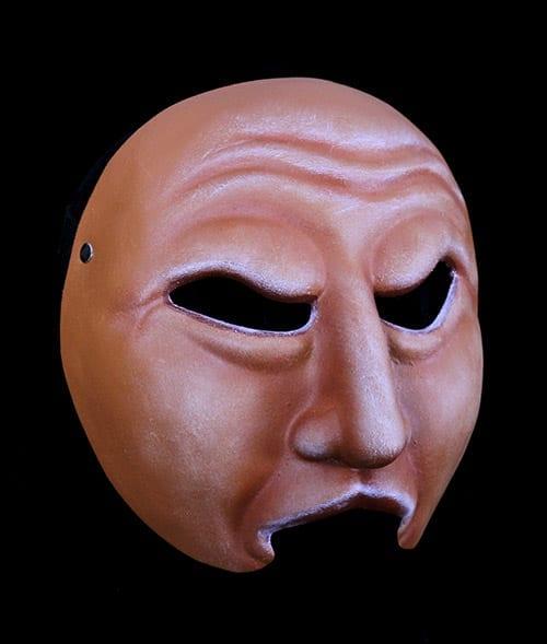 Character Half Mask, Idris