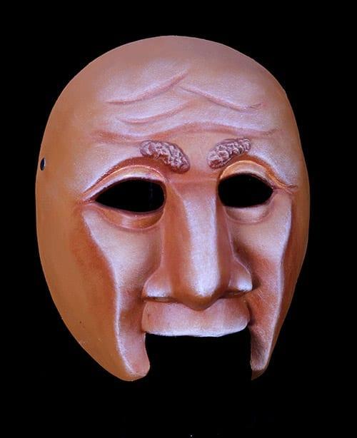 Character Half Mask, Jos