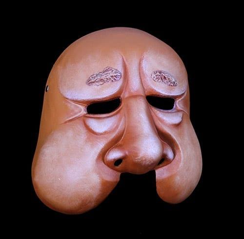 Character Half Mask, Kaek
