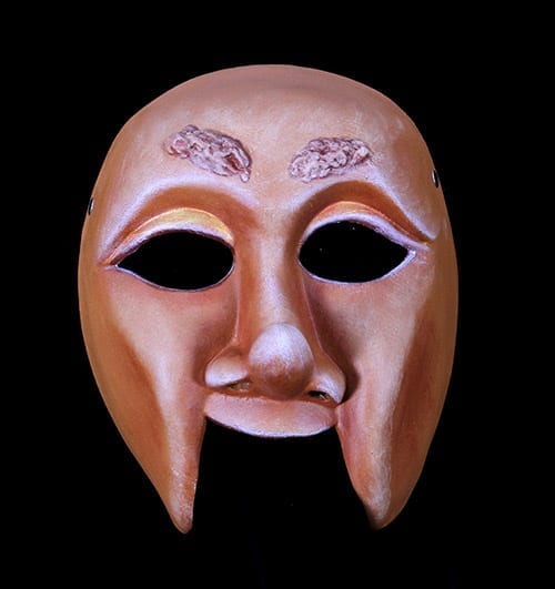 Character Half Mask, Lep