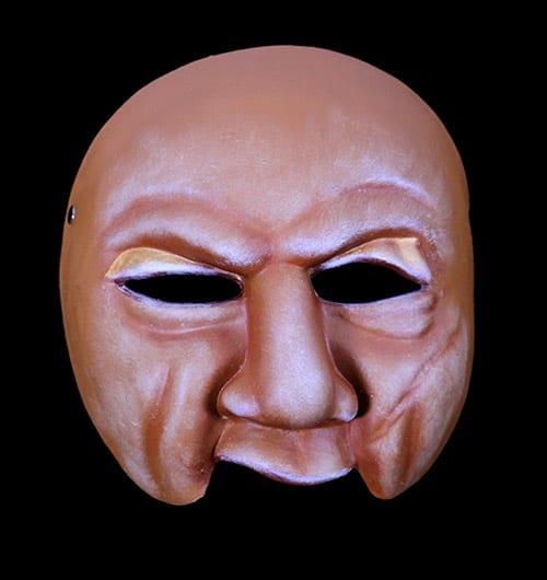 Character Half Mask, Oaf