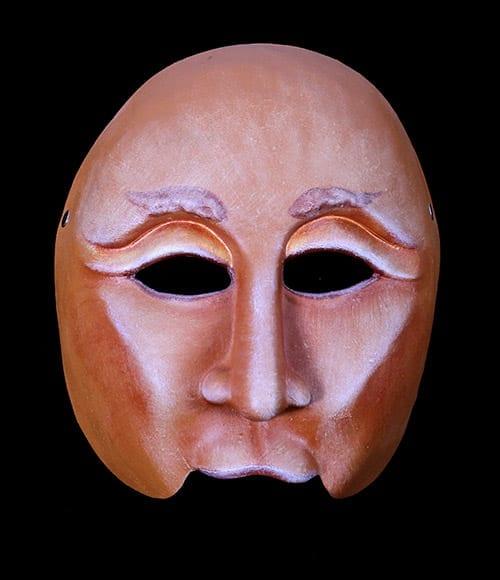Character Half Mask, Perrietta