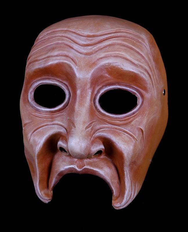 Character Half Mask, Tellall