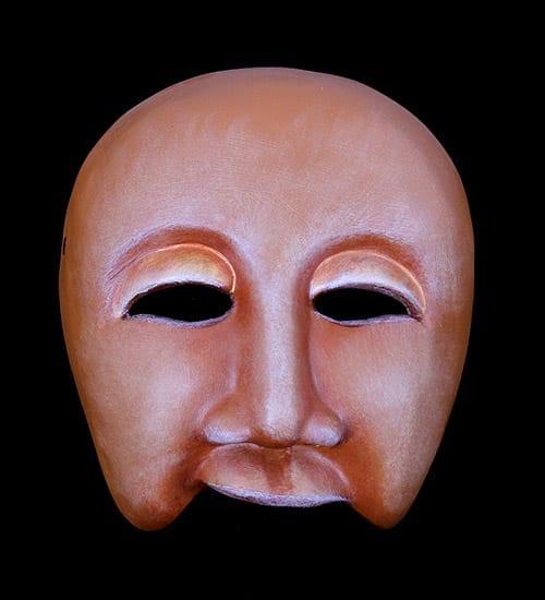 Character Half Mask, Yee