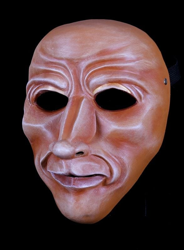 Full Face Character Mask, Series 3, Number 4
