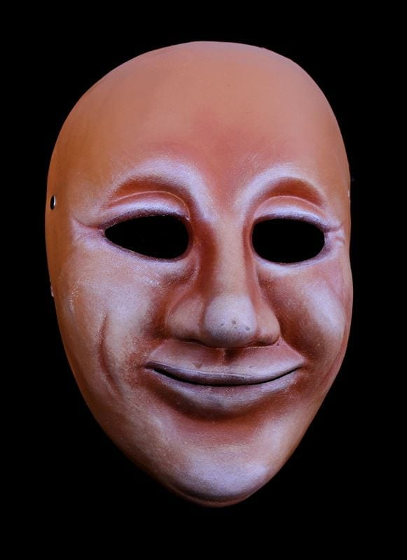 Full Face Character Mask, S1-1
