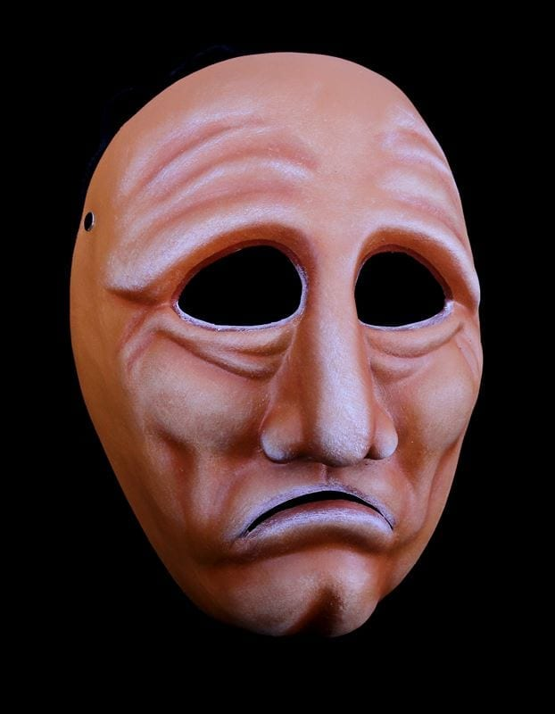 Full Face Character Mask, S1-3