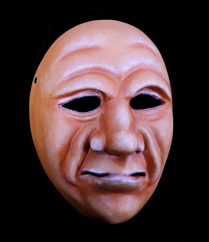 Full Face Character Mask, S2-1