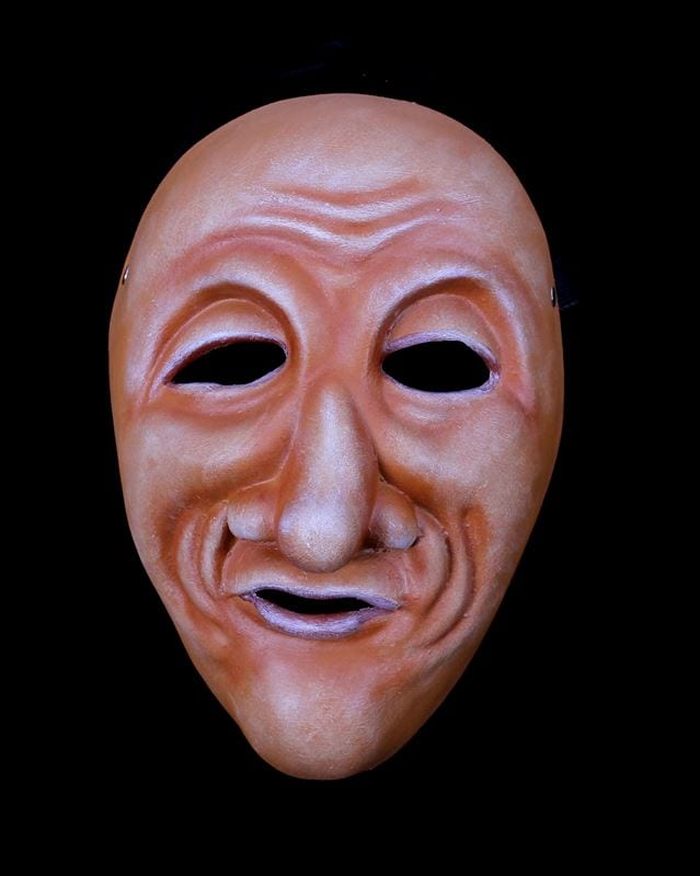 Full Face Character Mask, S2-2