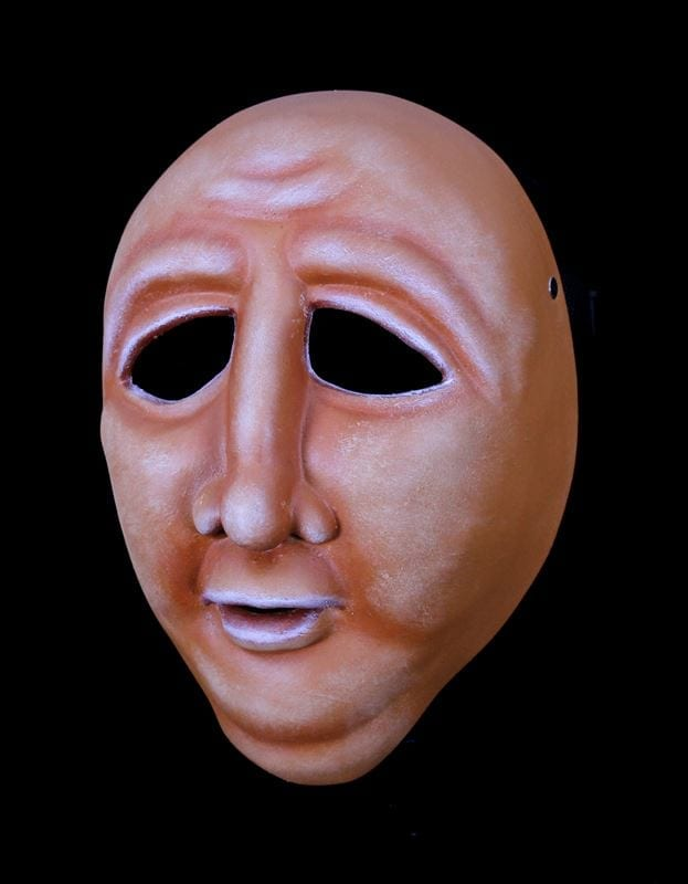 Full Face Character Mask, S2-6