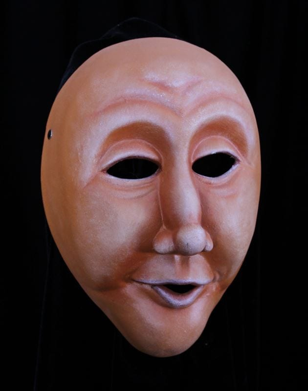 Full Face Character Mask, S2-7