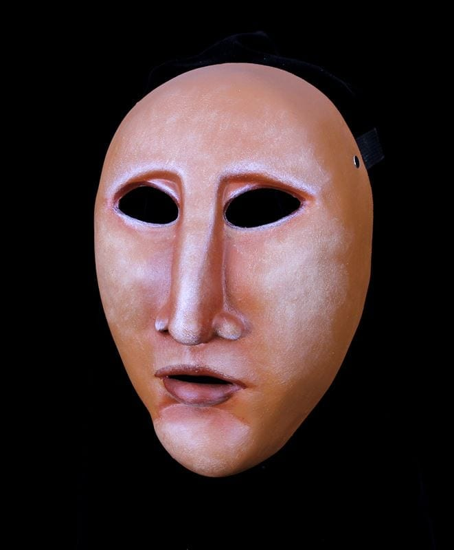 Full Face Character Mask, S2-9