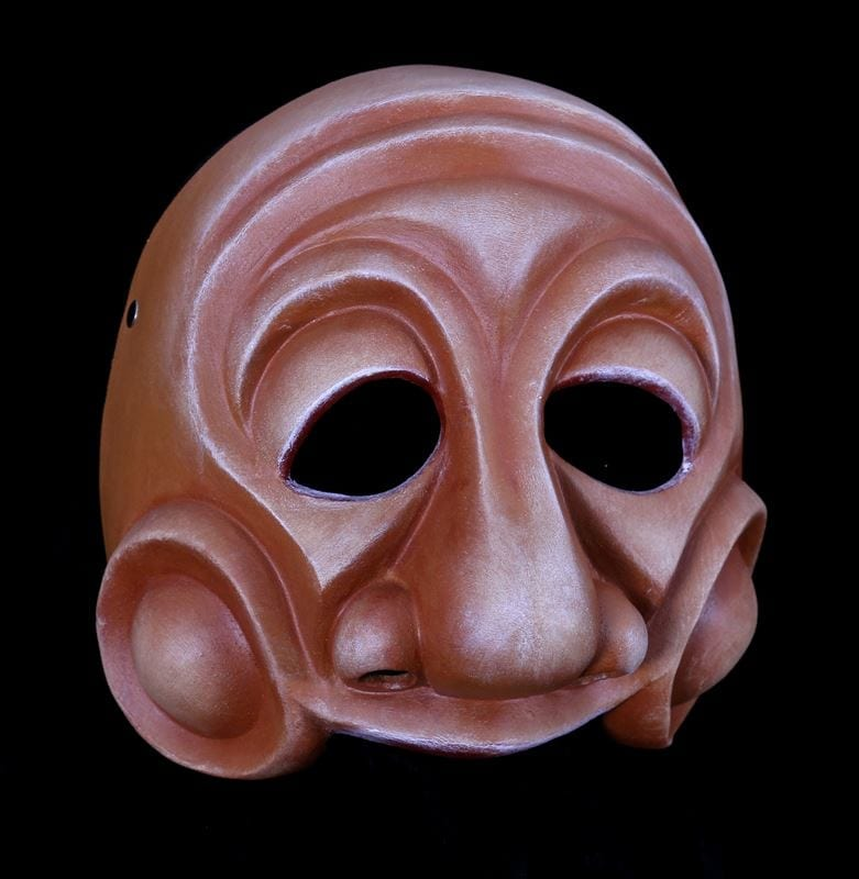 Arlechino, Commedia Half Mask 1