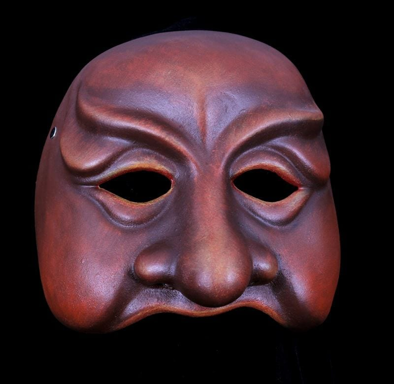 Brigella, Commedia Half Mask, 1