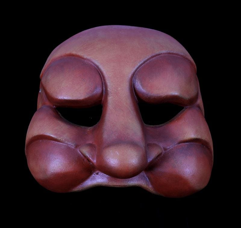 Brigella, Commedia Half Mask 2