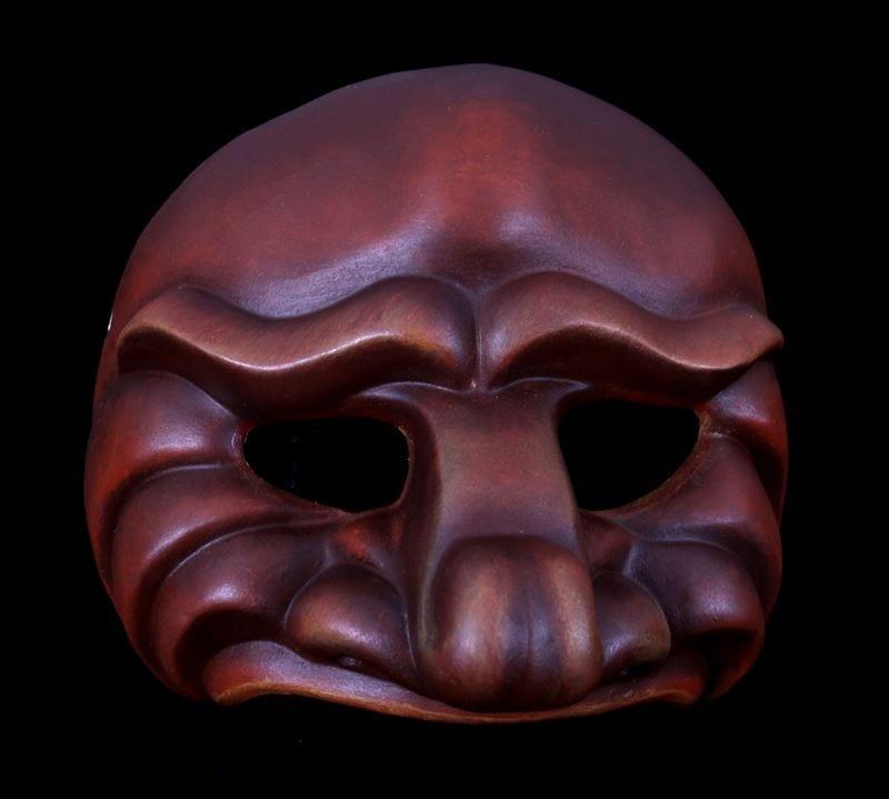 Capitano, Commedia Half Mask 2