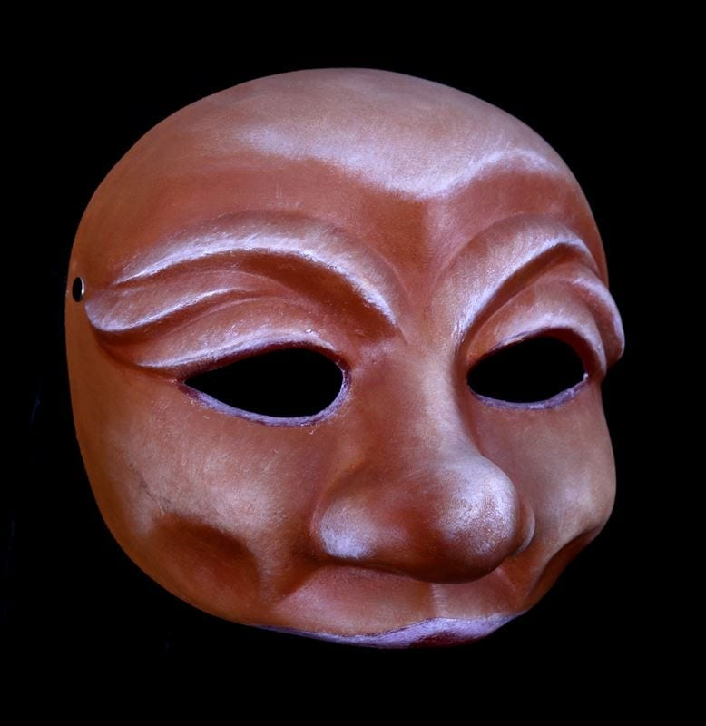 Cintia, Commedia Half Mask