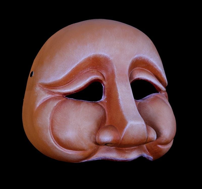 Francheschina, Commedia Half Mask