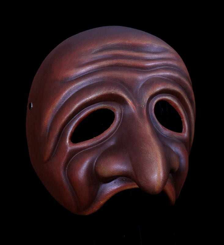 Pantelone, Commedia Half Mask 1