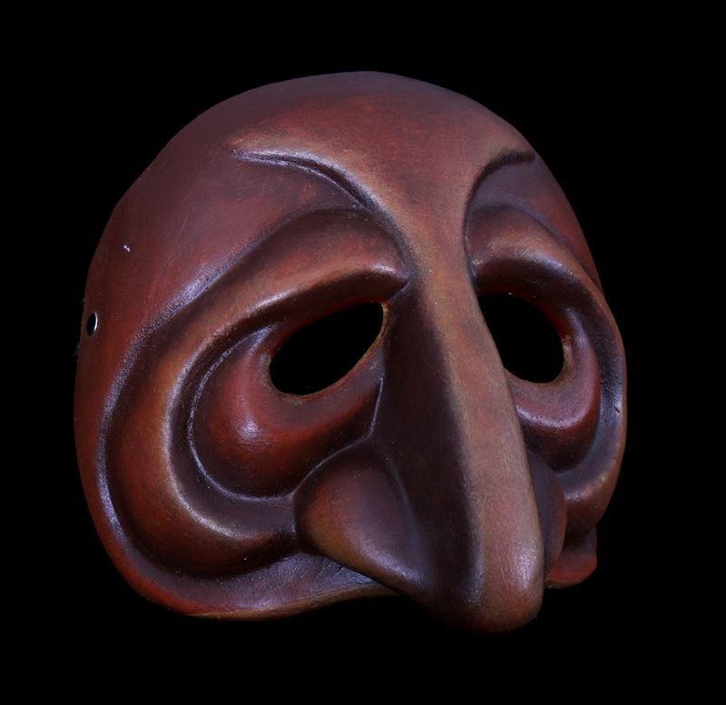 Pantelone, Commedia Half Mask 2