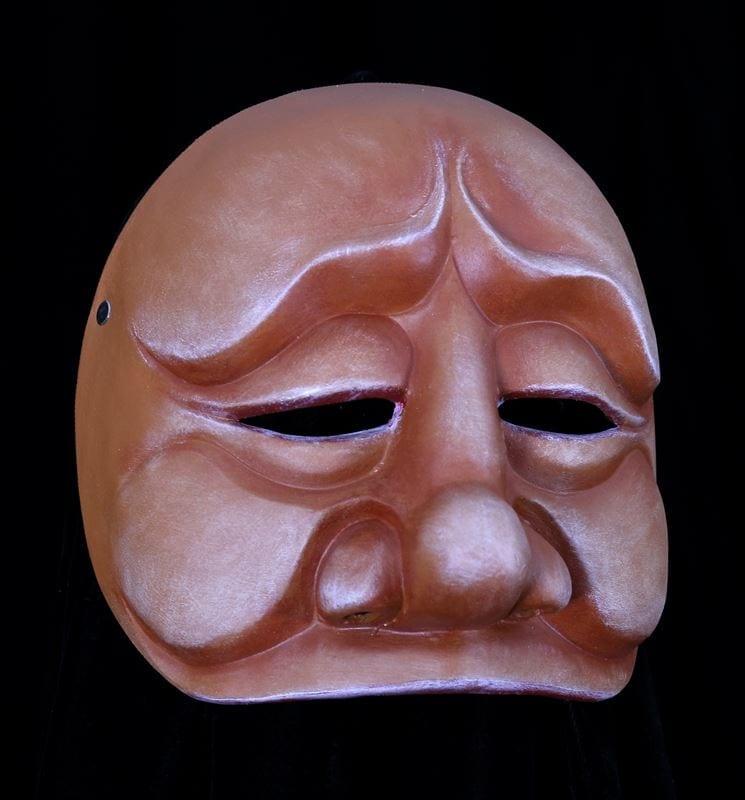 Tartaglia, Commedia Half Mask 1