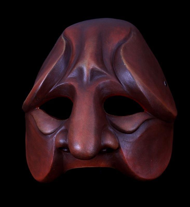 Tartaglia, Commedia Half Mask 2