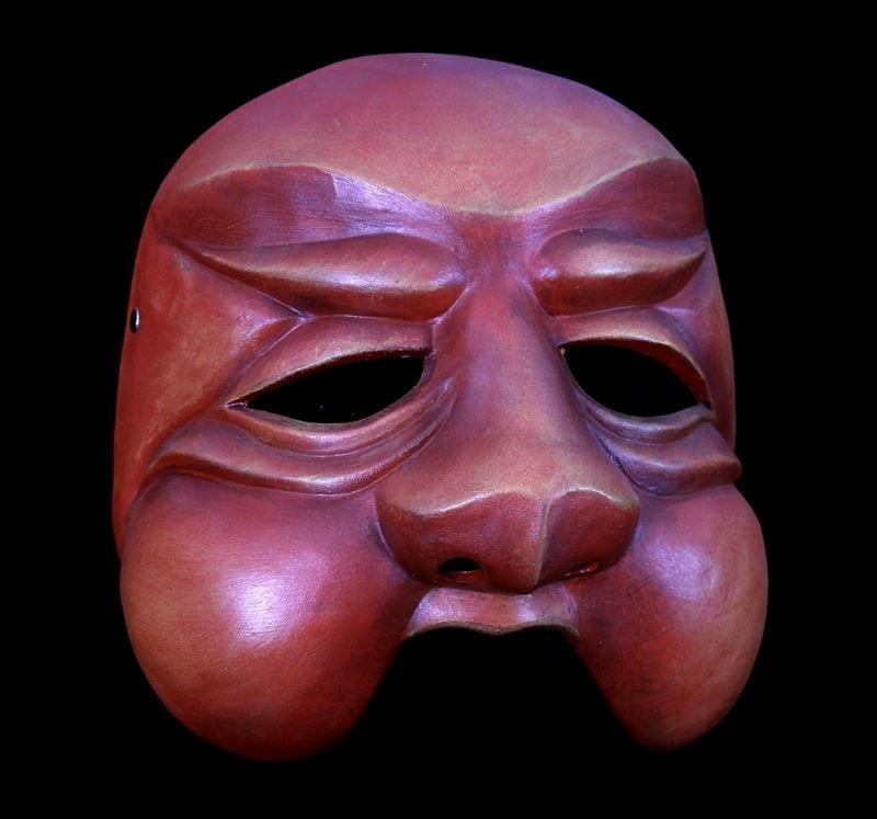 Truffeldino, Commedia Half Mask