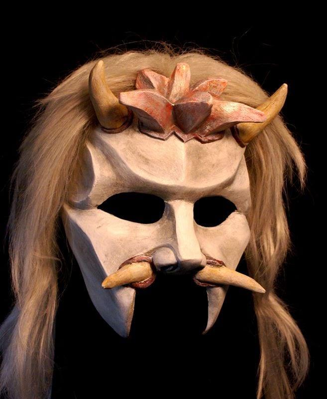 Half Mask, Hades