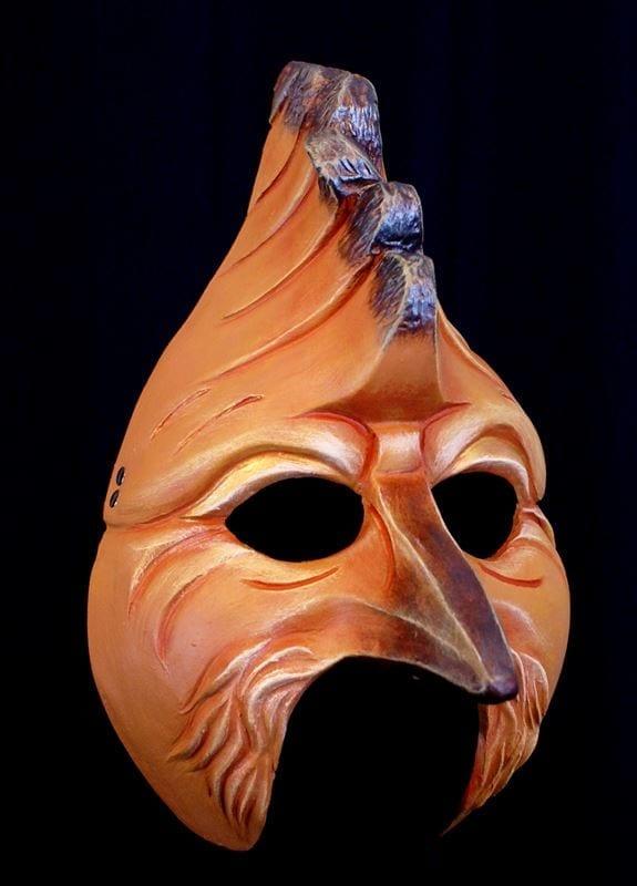 Hoopoe Half Mask