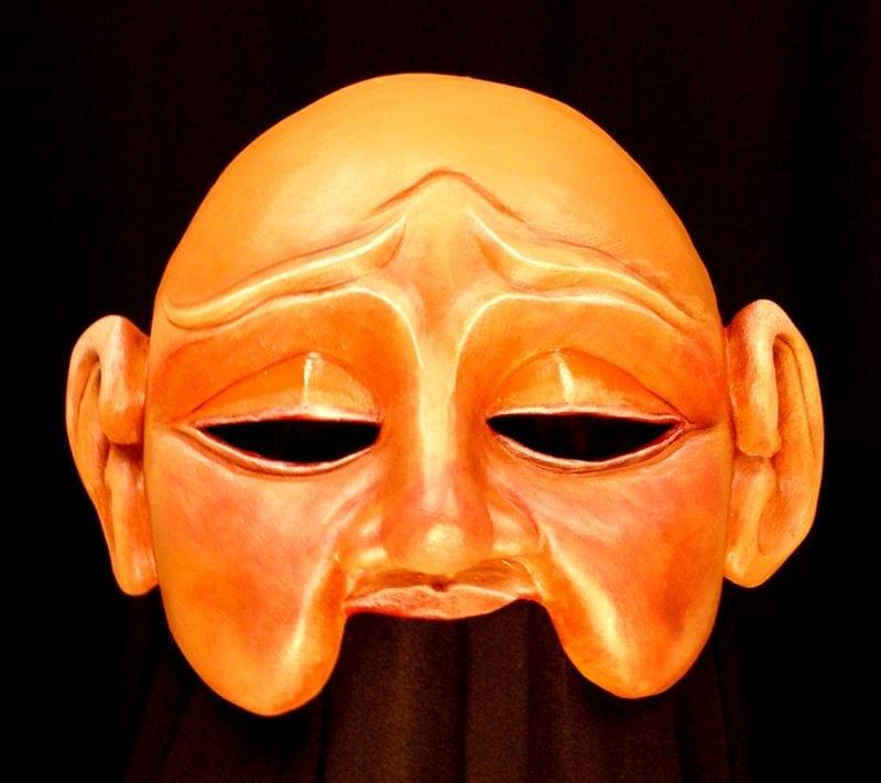 Half Mask, Hunter