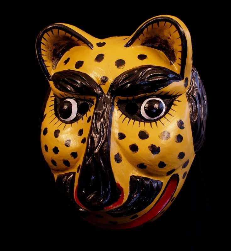 Jaguar Lion Mask