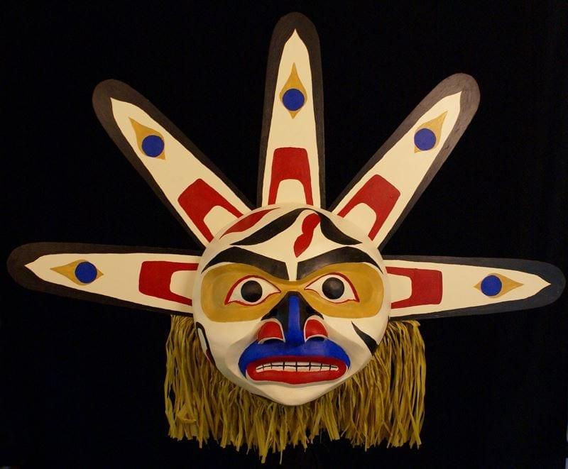 Lalooska Sun Mask